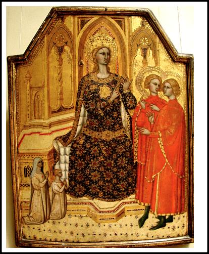 Saint single patron women of Female Patron